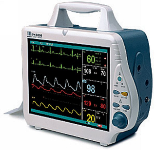 Mindray PM8000 Patient monitor