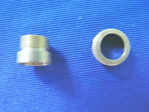 optical nut & cap for rigid scope