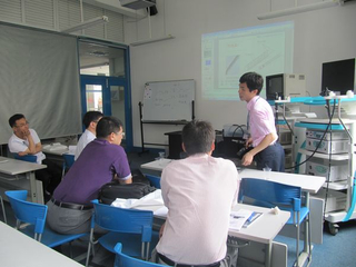 Medical repair training (Flexible endoscope)