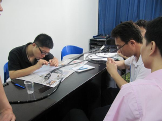 Medical training School (Flexible endoscope repair)