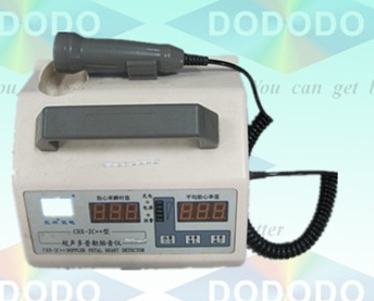 Repair CHANGXING CHX-2C++ Ultrasonic Doppler instrument