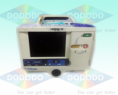 MEDTRONIC LIFEPAK20 Defibrillation Monitor Repair