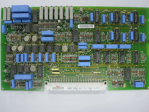 Maquet SV900C PC761 calculate board