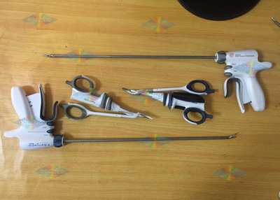 Harmonic ACE Curved Shears With Scissor Handle And Hand Control