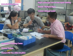 medical training school (rigid endoscope)