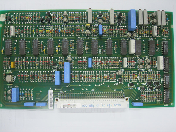 Maquet SV900C PC759 inspiration control board