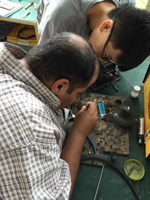 Rigid Endoscope Repair Training Course